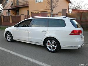 Vw-PASSAT-DEOSEBIT- R LINE-AN 2014-TRAPA PANORAMICA - imagine 3