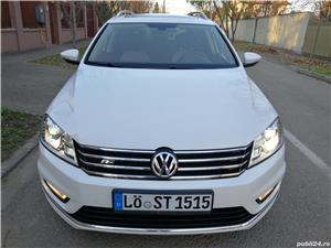 Vw-PASSAT-DEOSEBIT- R LINE-AN 2014-TRAPA PANORAMICA - imagine 2
