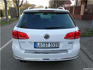 Vw-PASSAT-DEOSEBIT- R LINE-AN 2014-TRAPA PANORAMICA - imagine 4