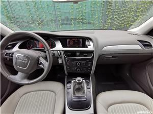 Audi A4 - manual, 2.0, diesel, 2010 - imagine 8