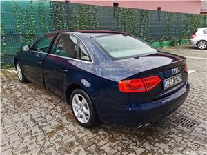 Audi A4 - manual, 2.0, diesel, 2010 - imagine 2