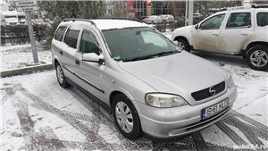 Opel Astra pregatit de iarna - imagine 1