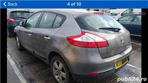 renault Megane 3 hatchback 1.5dci 110cp an.2011 Navi jante al - imagine 5