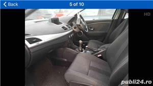renault Megane 3 hatchback 1.5dci 110cp an.2011 Navi jante al - imagine 3