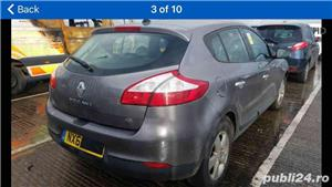 renault Megane 3 hatchback 1.5dci 110cp an.2011 Navi jante al - imagine 2