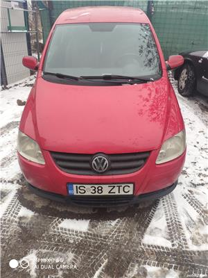Vw Fox an 2006 motor 1.2  ITP 2021 consum mic ideala pentru oras. - imagine 1