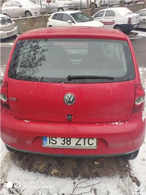Vw Fox an 2006 motor 1.2  ITP 2021 consum mic ideala pentru oras. - imagine 4