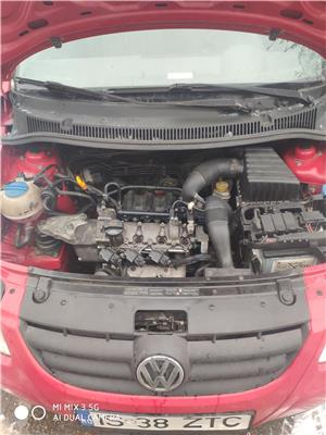 Vw Fox an 2006 motor 1.2  ITP 2021 consum mic ideala pentru oras. - imagine 8