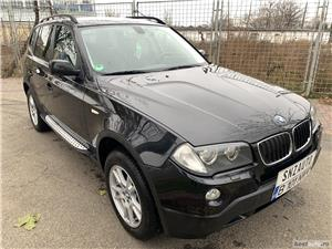 BMW X3 Xdrive 2.0 diesel DPF Automatik Navi Klima Piele    7000 - imagine 1