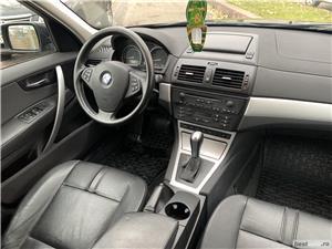 BMW X3 Xdrive 2.0 diesel DPF Automatik Navi Klima Piele    7000 - imagine 3