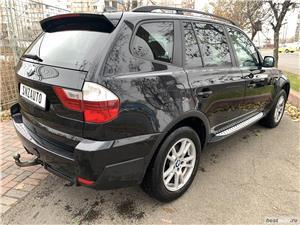 BMW X3 Xdrive 2.0 diesel DPF Automatik Navi Klima Piele    7000 - imagine 9
