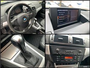 BMW X3 Xdrive 2.0 diesel DPF Automatik Navi Klima Piele    7000 - imagine 4