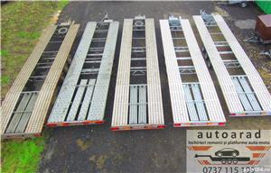 Inchirieri platforme auto pentru dube prelate sau camionete slep remorca  - imagine 1