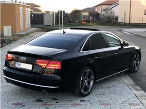 Audi A8 // 2011 // 3.0 TDI Quattro 245 CP // EURO 5 // PROPRIETAR - imagine 3