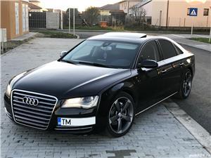 Audi A8 // 2011 // 3.0 TDI Quattro 245 CP // EURO 5 // PROPRIETAR - imagine 1