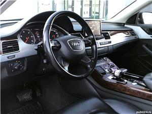 Audi A8 // 2011 // 3.0 TDI Quattro 245 CP // EURO 5 // PROPRIETAR - imagine 5