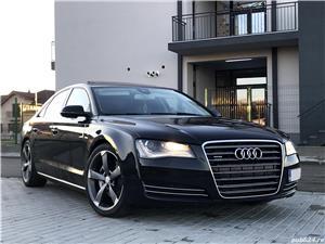 Audi A8 // 2011 // 3.0 TDI Quattro 245 CP // EURO 5 // PROPRIETAR - imagine 2
