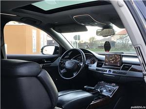 Audi A8 // 2011 // 3.0 TDI Quattro 245 CP // EURO 5 // PROPRIETAR - imagine 6