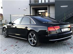 Audi A8 // 2011 // 3.0 TDI Quattro 245 CP // EURO 5 // PROPRIETAR - imagine 4