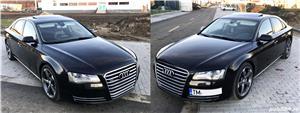 Audi A8 // 2011 // 3.0 TDI Quattro 245 CP // EURO 5 // PROPRIETAR - imagine 8