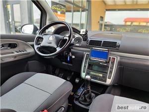 VW SHARAN FREESTYLE   7 LOCURI   WEBASTO   XENON   LIVRARE GRATUITA/Garantie/Finantare/Buy Back - imagine 8