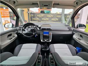 VW SHARAN FREESTYLE   7 LOCURI   WEBASTO   XENON   LIVRARE GRATUITA/Garantie/Finantare/Buy Back - imagine 6