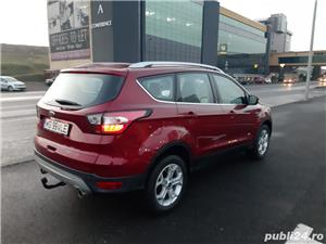 Ford Kuga 2.0 tdci AWD 6250 Km 6 Ani Garantie - imagine 2