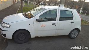 Fiat Punto 1.3 diesel  2007 - imagine 2