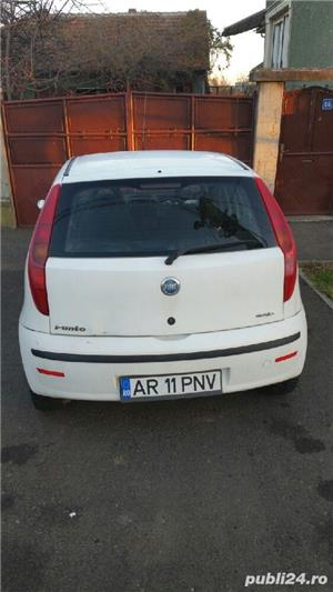 Fiat Punto 1.3 diesel  2007 - imagine 5