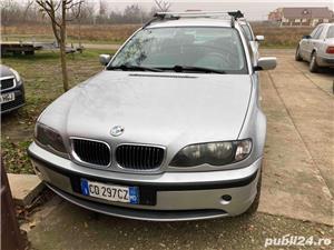 Bmw Seria 3 330xd 4x4 Touring Automatic Variante-Schimb Bmw Seria 3 330xd 4x4 Touring Automatic Variante-Schimb 2003 , cutie de viteză Automata, Euro 3. Oferit de Persoana fizica.