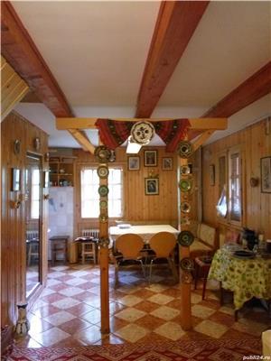 Sinaia , casa de vacanta , 3 camere , 300 Euro /luna - imagine 3