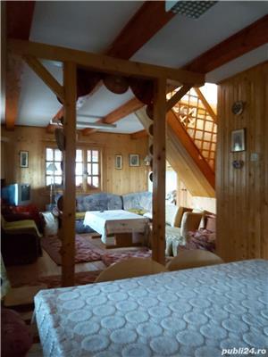 Sinaia , casa de vacanta , 3 camere , 300 Euro /luna - imagine 6