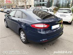 Ford Mondeo MK5 - imagine 5