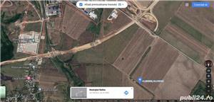 Teren 7500 mp Municipiul Slatina extravilan str Draganesti T38 - imagine 3