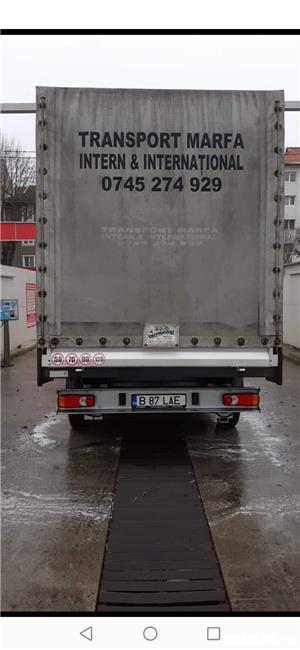 Mutări. Relocari. Debarasări. Transport marfa intern și internațional  - imagine 5