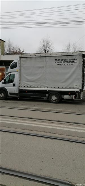Mutări. Relocari. Debarasări. Transport marfa intern și internațional  - imagine 9