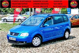 VW TOURAN 7 LOCURI - DIESEL - EURO 4 - GARANTIE 12 LUNI - vanzare in RATE FIXE cu avans 0% VW TOURAN 7 LOCURI - DIESEL - EURO 4 - GARANTIE 12 LUNI - vanzare in RATE FIXE cu avans 0% 2005 . Oferit de Persoana fizica.