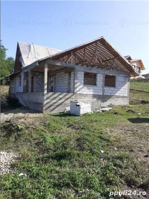 Vand casa cu 4 camere in Plopu, judetul Prahova - imagine 1