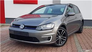Volkswagen Golf GTE 2017*HYBRID*RAR EFECTUAT*PlugIn*DSG Automat*FullLed*Bliss*Padele - imagine 2