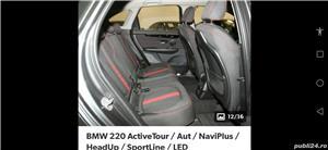 Bmw Seria 2 220d Active Tourer - imagine 10
