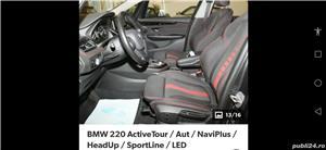 Bmw Seria 2 220d Active Tourer - imagine 6