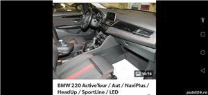 Bmw Seria 2 220d Active Tourer - imagine 9
