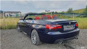 Vand BMW 320cd Cabrio M-Packet Euro5 Piele Navigatie  - imagine 3
