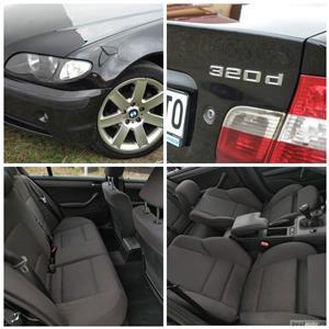 BMW Seria 3 320d E46 2003 2.0 Diesel 150 CP HighLine Rate Garantie Livrare - imagine 9