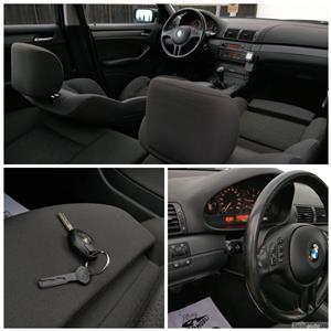 BMW Seria 3 320d E46 2003 2.0 Diesel 150 CP HighLine Rate Garantie Livrare - imagine 3