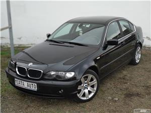 BMW Seria 3 320d E46 2003 2.0 Diesel 150 CP HighLine Rate Garantie Livrare - imagine 1