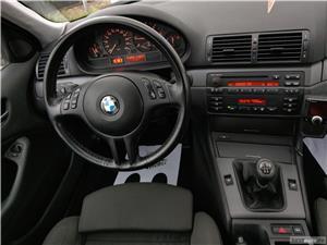 BMW Seria 3 320d E46 2003 2.0 Diesel 150 CP HighLine Rate Garantie Livrare - imagine 7