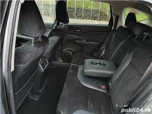 Honda CR-V Executive, 2016, Automată, 4x4, 90.000 km reali, LED, ALCANTARA, CAM VIEW, LUX EDITION ! - imagine 8