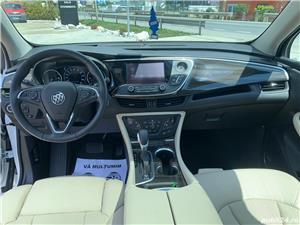 Buick Envision 2019 SUV Alb - imagine 3