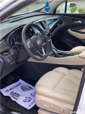 Buick Envision 2019 SUV Alb - imagine 6